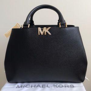 82459b19b9c1 Michael Kors Bags - NWT Michael Kors Florence Satchel And Wallet